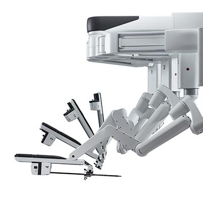 ropotik cerrahi robot görseli